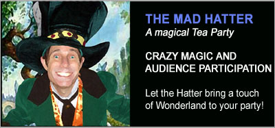 Children's Shows by The Mad Hatter
