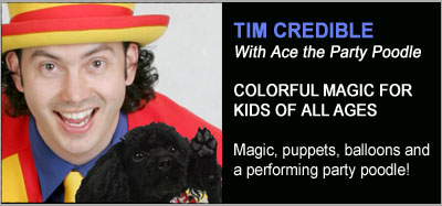 Children's Shows by Tim Credible