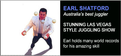 Magic Shows from Earl Shatford