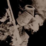 Al capp smoking gun