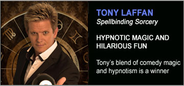 Magic Shows from Tony Laffan