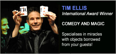 Strolling Magicians - Tim Ellis