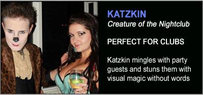 Strolling Magicians - Katzkin