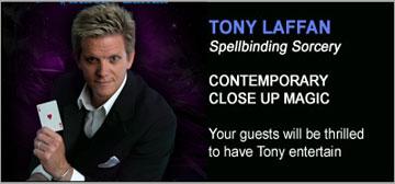 Strolling Magicians - Tony Laffan