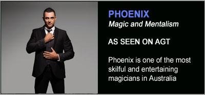 Strolling Magicians - Phoenix