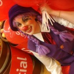 Magician Lee Cohen as Kobi the Clown