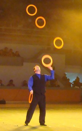 Earl Shatford - World Champion Juggler