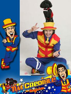Tim Credible's Magic Show