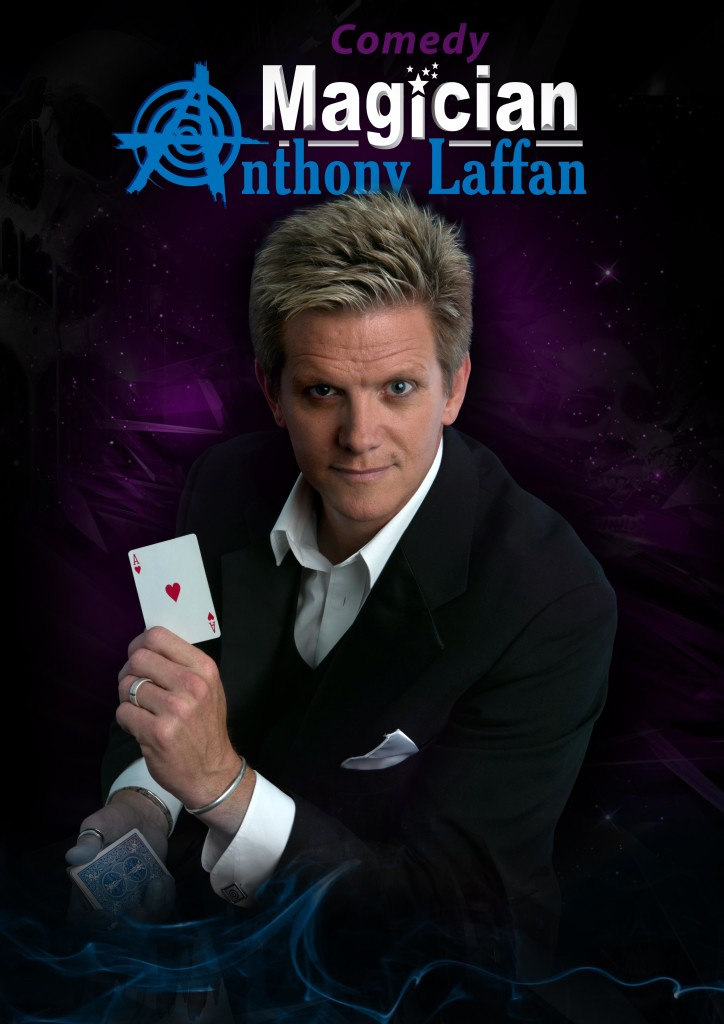 Anthony Laffan Close-Up Magician