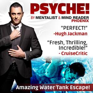 Phoenix Magician Comedy Psyche Show