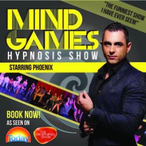Phoenix Magician Mind Games Mentalism Show